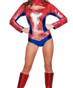 B423-43 Costum tematic SpiderGirl - Super Eroi - Haine > Haine Femei > Costume Tematice > Super Eroi