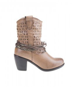 Botine Premiere brown - SOld OUT > Cizme maro -