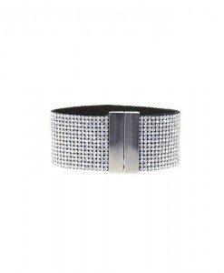 Bratara Shiny silver - Genti > Accesorii -