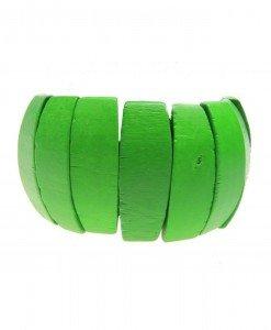 Bratari green Neon Glow - Genti > Accesorii -