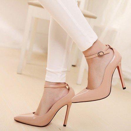 CH2240-15 Pantofi eleganti stiletto