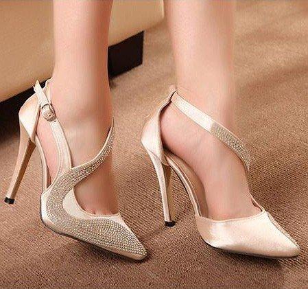 CH2298-15 Pantofi eleganti stiletto