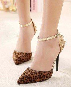 CH2302-99 Sandale elegante accesorizate