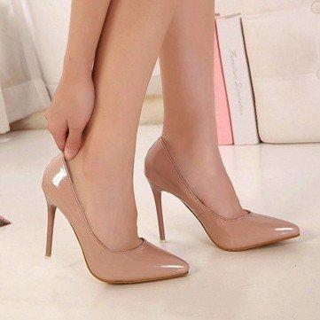 CH2308-15 Pantofi eleganti cu varf ascutit si toc subtire – Pantofi Dama – Incaltaminte > Incaltaminte Femei > Pantofi Dama
