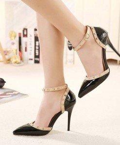 CH2327-1 Sandale stiletto elegante