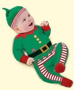 CLD115-12 Costum tematic de spiridus - Costume tematice - Haine > Haine Copii > Costume tematice
