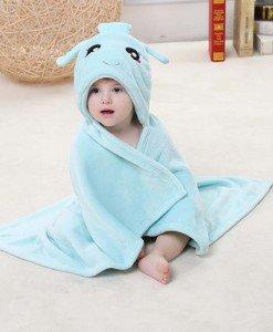 CLD93-48 Paturica pentru copii cu model zodia Varsator - Costume tematice - Haine > Haine Copii > Costume tematice