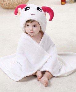 CLD95-2 Paturica pentru copii cu model zodia Berbec - Costume tematice - Haine > Haine Copii > Costume tematice