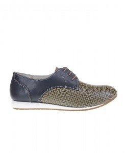 Espadrile din piele naturala Daniel - Home > Pantofi -