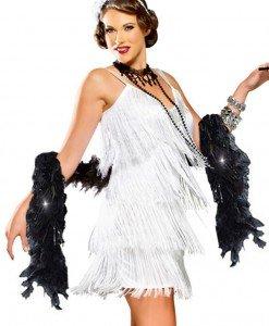 F314-2 Costum tematic dansatoare Anii '20 - Altele - Haine > Haine Femei > Costume Tematice > Altele