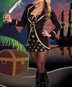 G169 Costum tematic Pirat - Pirat - Haine > Haine Femei > Costume Tematice > Pirat