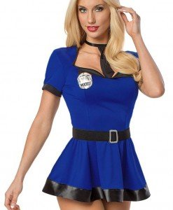 H335-4 Costum tematic de politista sexy - Politista - Gangster - Haine > Haine Femei > Costume Tematice > Politista - Gangster