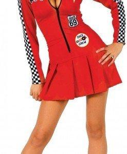 M51-3 Costum tematic sport racing - Sport - Racing - Haine > Haine Femei > Costume Tematice > Sport - Racing