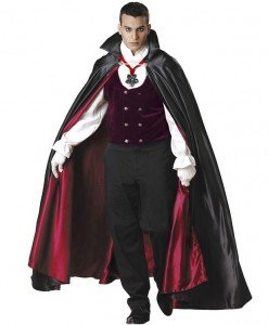 MAN19 Costum tematic vampir - Costume Tematice - Haine > Haine Barbati > Costume Tematice