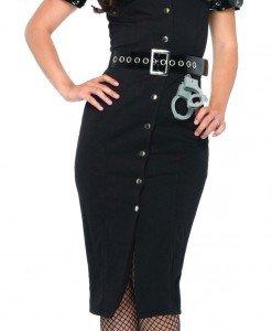 P218 Costum Halloween politista - Politista - Gangster - Haine > Haine Femei > Costume Tematice > Politista - Gangster