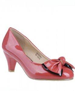 Pantofi Andreea corai - Home > Pantofi -