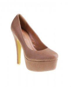 Pantofi Annaliz brown - Home > Pantofi -
