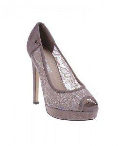 Pantofi Daka khaki - Home > Pantofi -