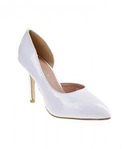 Pantofi Decupe white - Home > Pantofi -