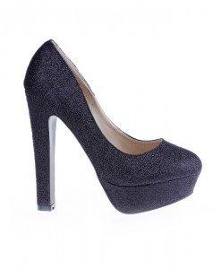 Pantofi Glitter Deborah - Home > Pantofi -