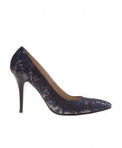 Pantofi Peffa black pattern - Home > Pantofi -
