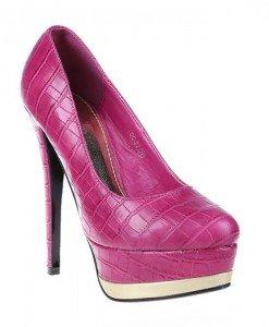 Pantofi Ronda fuchsia - Home > Pantofi -