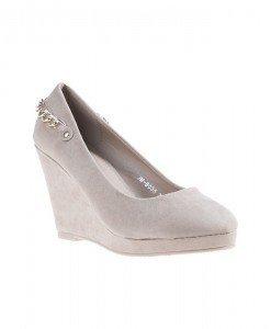 Pantofi Salyn beige - Home > Pantofi -