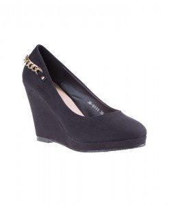 Pantofi Salyn black - Home > Pantofi -