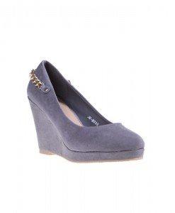 Pantofi Salyn grey - Home > Pantofi -