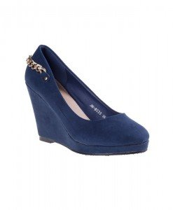 Pantofi Salyn navy - Home > Pantofi -