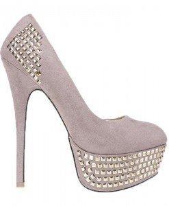 Pantofi Simone khaki - Home > Pantofi -