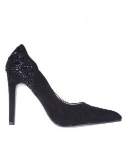 Pantofi Soraia negri - Home > Pantofi -