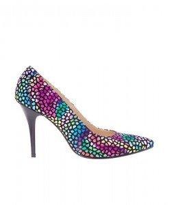 Pantofi Stiletto Mozaic - Home > Pantofi -