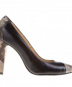 Pantofi Stiletto Renata sarpe - Home > Pantofi -