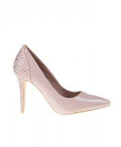 Pantofi Stiletto din lac Bea - Home > Pantofi -