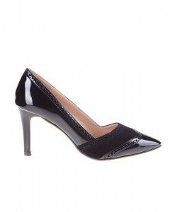 Pantofi Stiletto din lac Denna - Home > Pantofi -