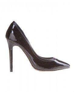 Pantofi Stiletto din lac Paola - Home > Pantofi -