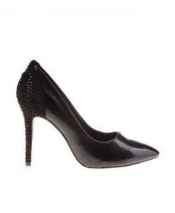 Pantofi Stiletto din lac Zita - Home > Pantofi -