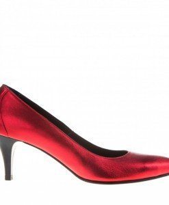 Pantofi Stiletto din piele Dania - Home > Pantofi -