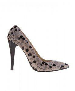 Pantofi Stiletto din piele Paolina - Home > Pantofi -