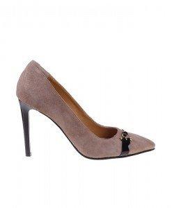 Pantofi Stiletto din piele naturala Arianne - Home > Pantofi -