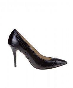 Pantofi Stiletto din piele naturala Dina - Home > Pantofi -