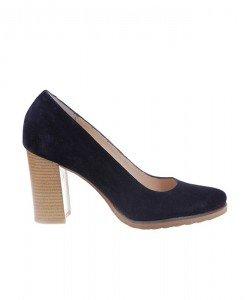 Pantofi casual din piele naturala Dana - Home > Pantofi -