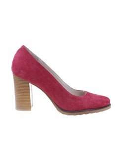 Pantofi casual din piele naturala Maria - Home > Pantofi -