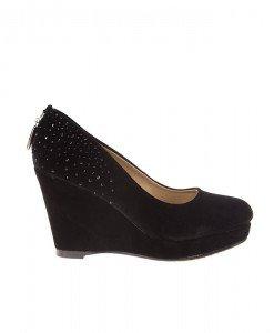 Pantofi confortabil din velur Azure - Home > Pantofi -