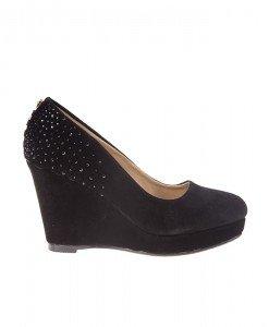 Pantofi confortabil din velur Quina - Home > Pantofi -