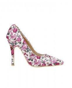 Pantofi dama Flower - Home > Pantofi -
