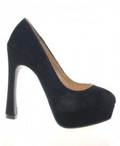 Pantofi dama negri Start - Home > Pantofi -