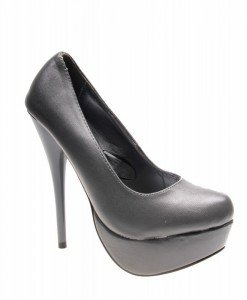 Pantofi de dama grey Like a Lady - Home > Pantofi -