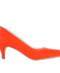 Pantofi de dama orange Temper - Home > SOld OUT -